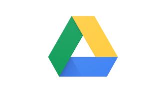 Google Drive徽標