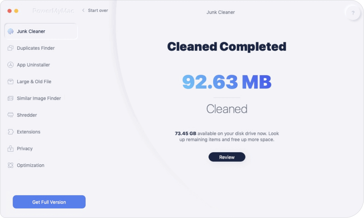 Clean Up Mac System Junk