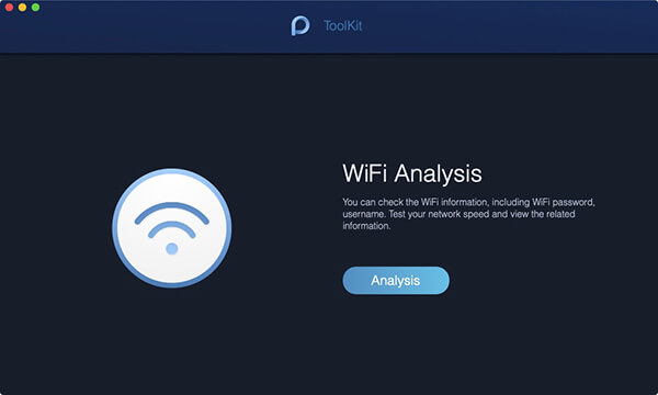 PowerMyMac Wifi