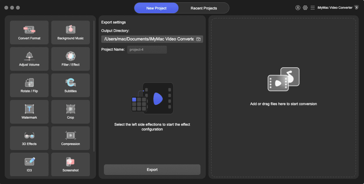 Download, Install And Launch The Mac Video Converter