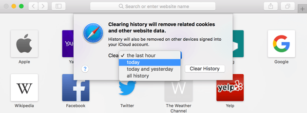 How to Clear Cookies on Safari