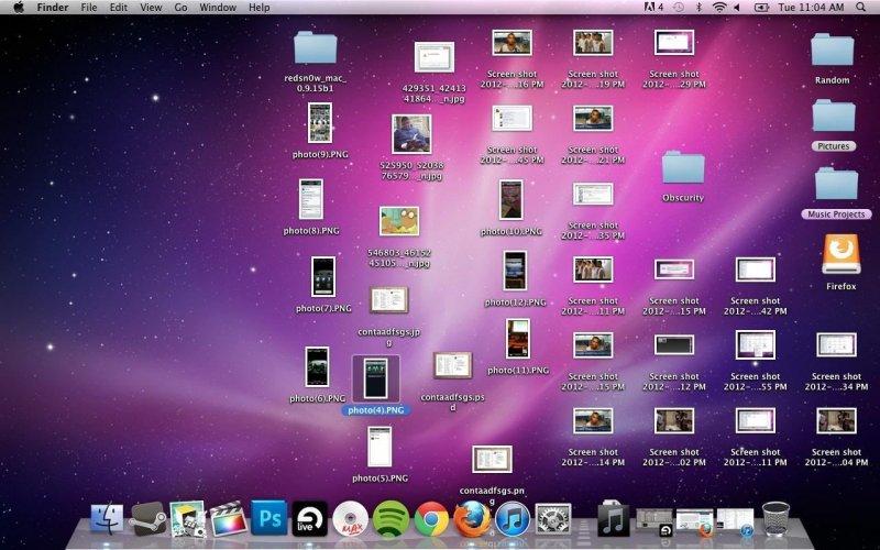 Cómo organizar fotos en Mac