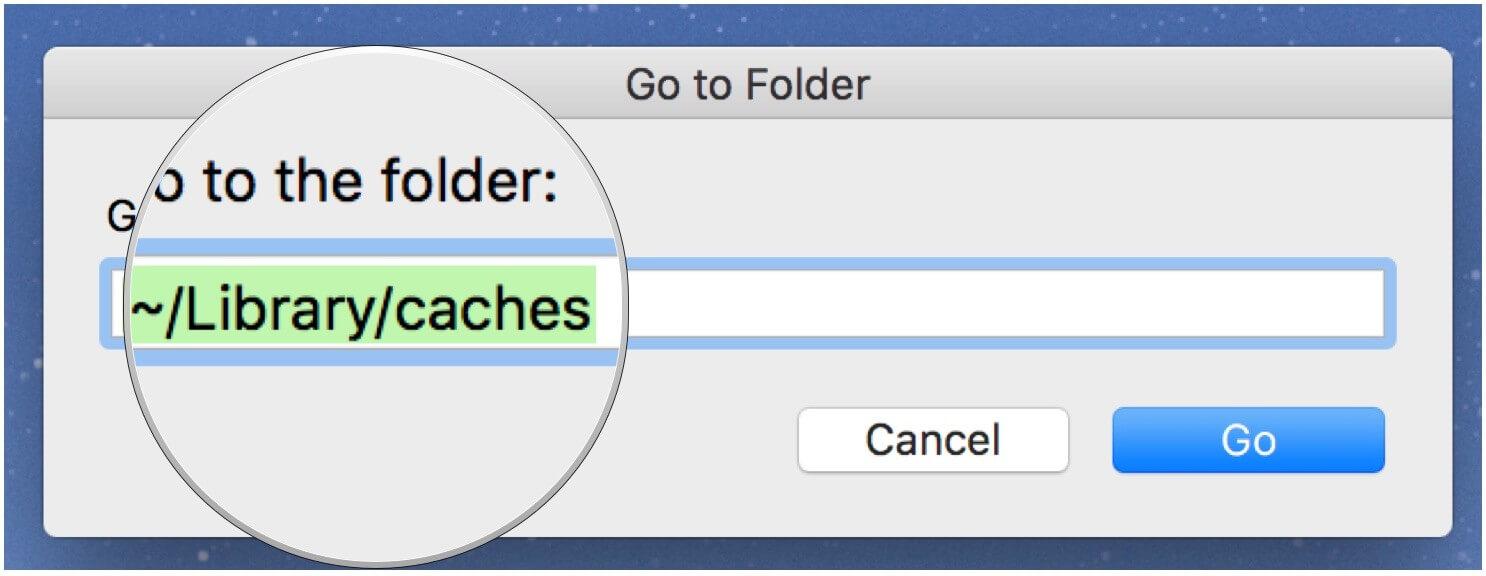 Reinigen Sie den anderen Mac-Speicher