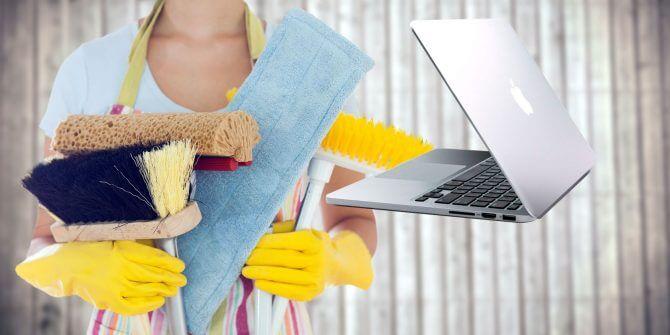 Cache auf dem Mac löschen