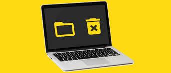 Eliminar archivos en Mac