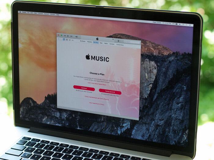 Eliminar música en Mac