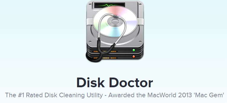 Best Mac Cleaner Disk Doctor
