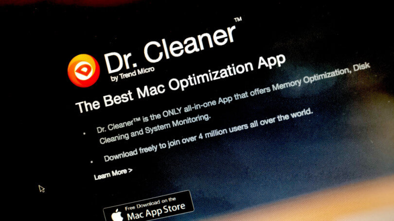 Dr Cleaner Mac