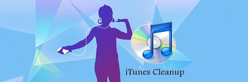 Pulizia iTunes
