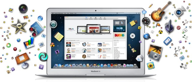Aplicación Mac