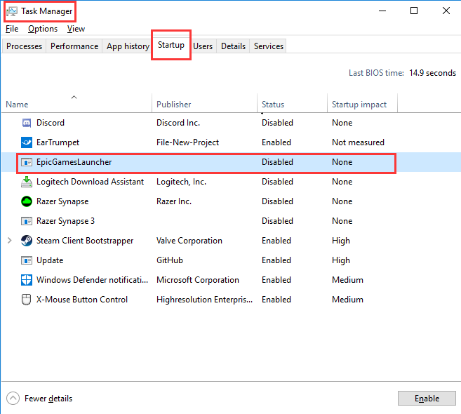 Fortnite Won't Close Task Manager How To Uninstall Epic Games Launcher On Mac Or Windows