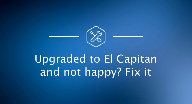 fix-el-capitan
