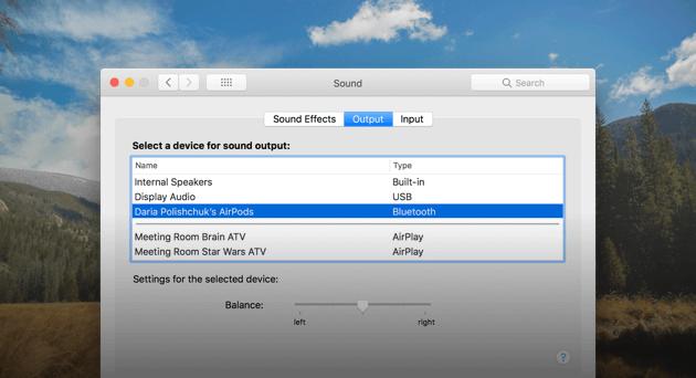 Sonido Mac fix
