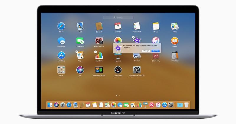 Remover aplicativos manualmente no seu Mac