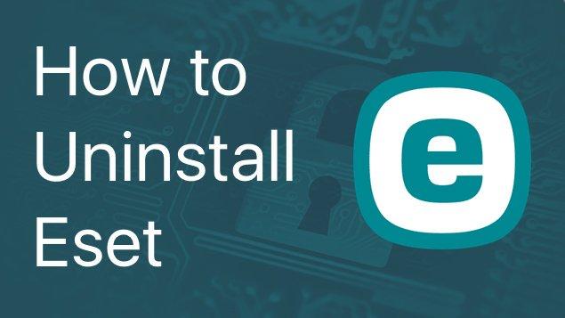 Cómo desinstalar ESET en Mac