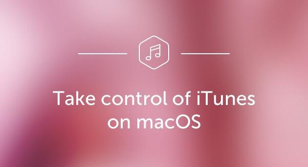 Deinstalliere iTunes auf MacOS