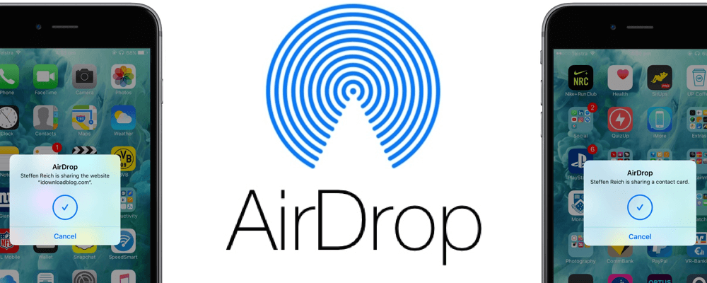 Airdrop From Iphone To Mac Airdrop