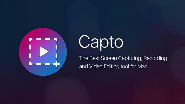 Capto-Bildschirmaufnahme