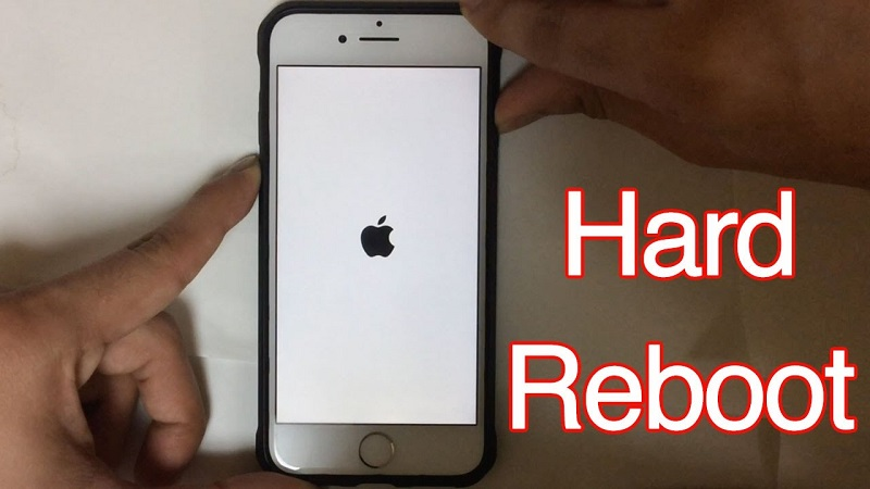 Do A Hard Reboot of Your iPhone