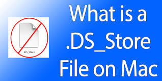 What is .DS_Store files