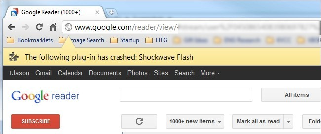 Fix Shockwave Chrome Crashes Reason
