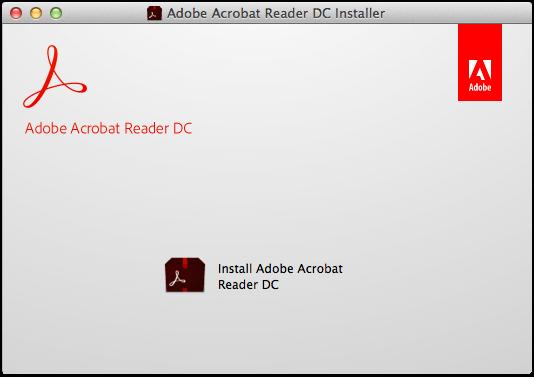 Editor de PDF gratis Mac Adobe