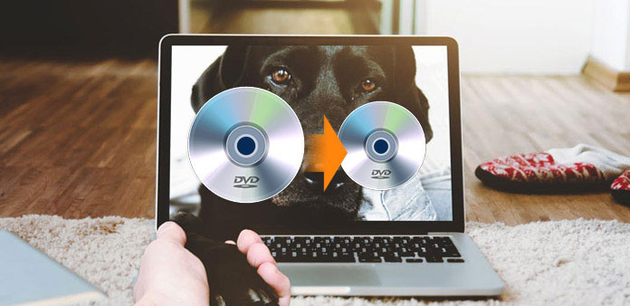 How to Copy A DVD on A Mac
