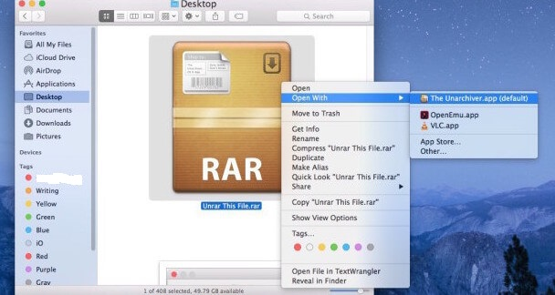 How To Open 7z Files On Mac Unarchiver