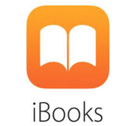 Logotipo de la imagen de iBooks