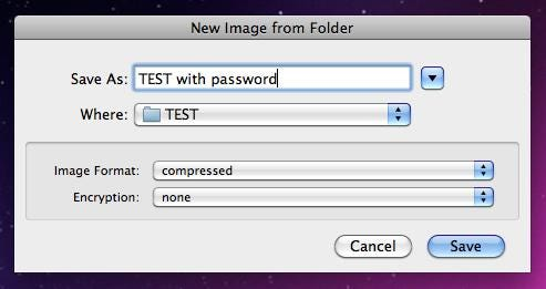 Identify the Folder You Want to Password Protect