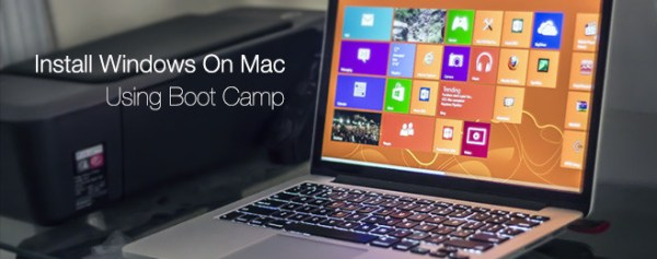 Instalar Windows en Mac