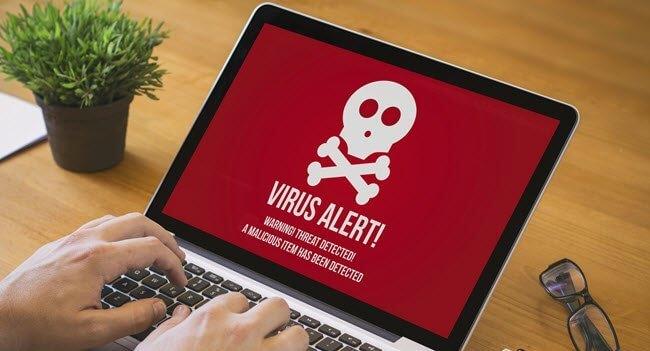 Mac kann Viren bekommen