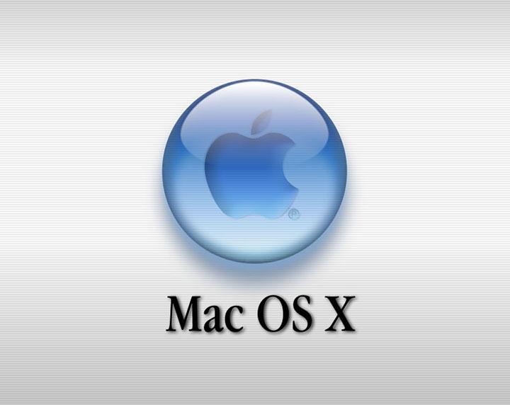 Mac Os X.