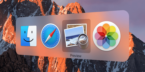 Mac預覽APP