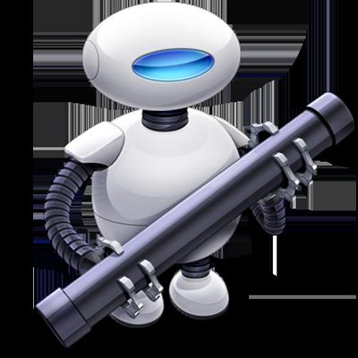 Mac utilizando Automator