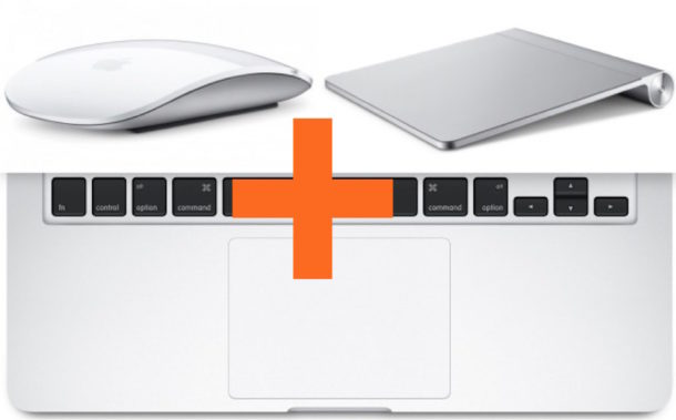 Macbook Mouse Trackpad