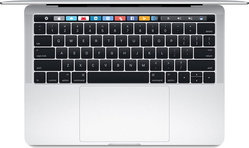 El teclado MacBook Pro no funciona