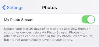Meine Foto-Stream