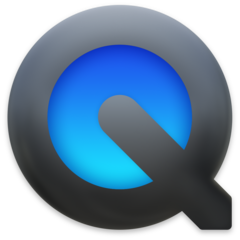Quicktimeロゴ