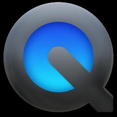 Quicktime徽標