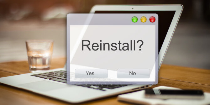 4 Steps to Reinstall Macos