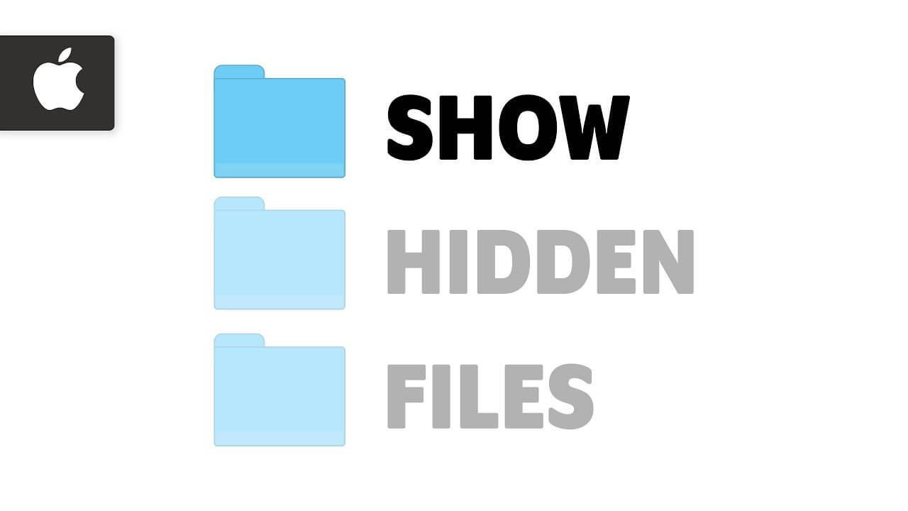 4 Easy Methods: How to Show Hidden Files on Mac