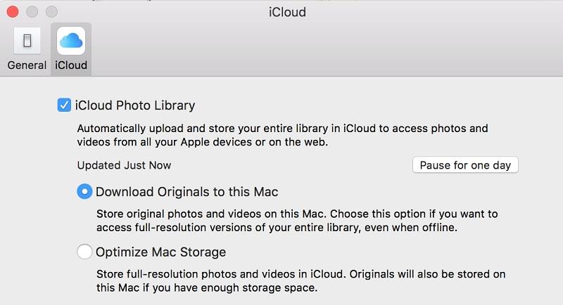 So speichern Sie Fotos auf einem Mac