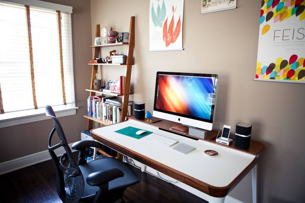 Dinge, die den Mac-Raum einnehmen
