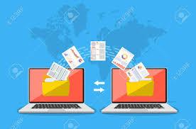 Transmitir archivos durante el uso compartido de pantalla