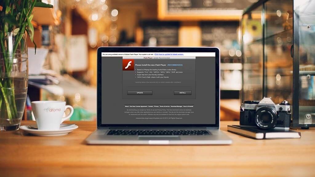 actualizar Adobe Flash Player