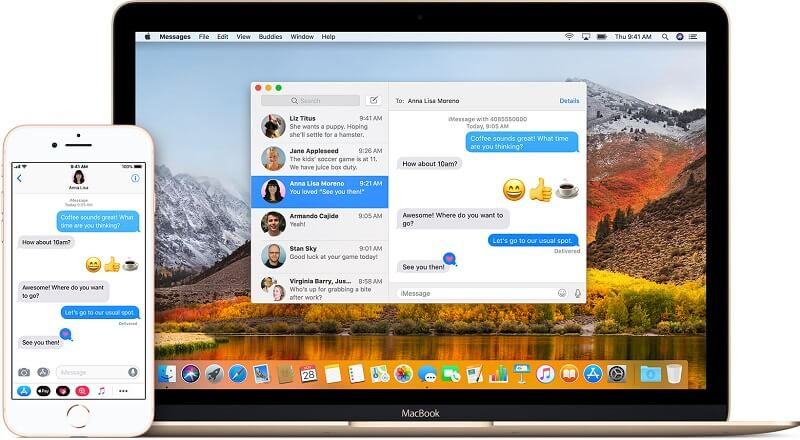 Use Imessage On Mac