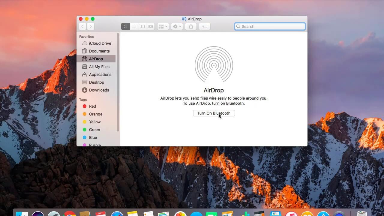 What Is AirDrop On Mac