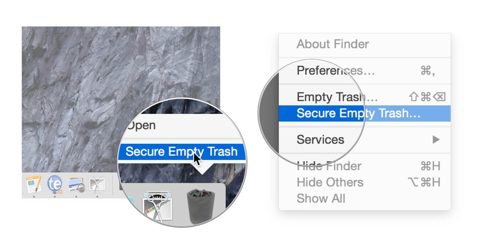 Where Is The Trash On Mac