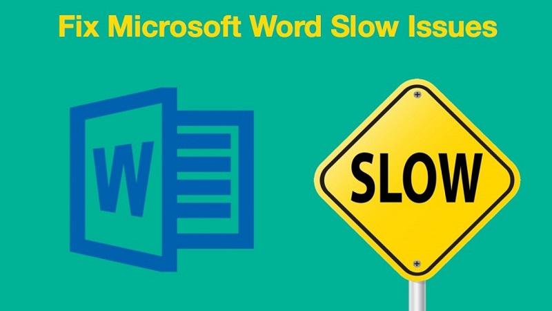 ¿Por qué es Microsoft Word tan lento?
